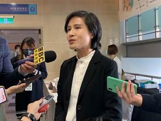 民進黨北市黨部主委選舉吳怡農同額競選 鄭麗君呼籲踴躍投票