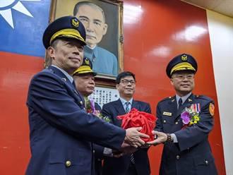 高雄市警局長布達新官上任 國民黨議員集體缺席