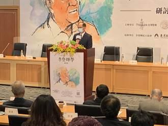 香港反送中、國安法事件 游錫堃:李登輝推動雙普選奠定台灣民主