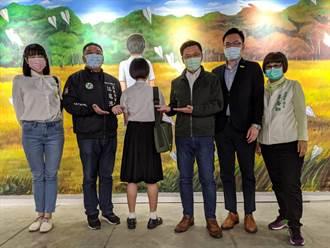 趙天麟看《返校》實境展聲援黃捷 呼籲市民「留下好議員」
