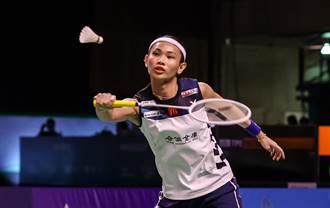 泰國羽球公開賽》拍落丹麥黑馬 戴資穎明與馬琳爭冠