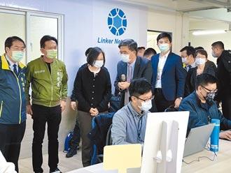 接軌5G 小英訪隱身市場的AI新創