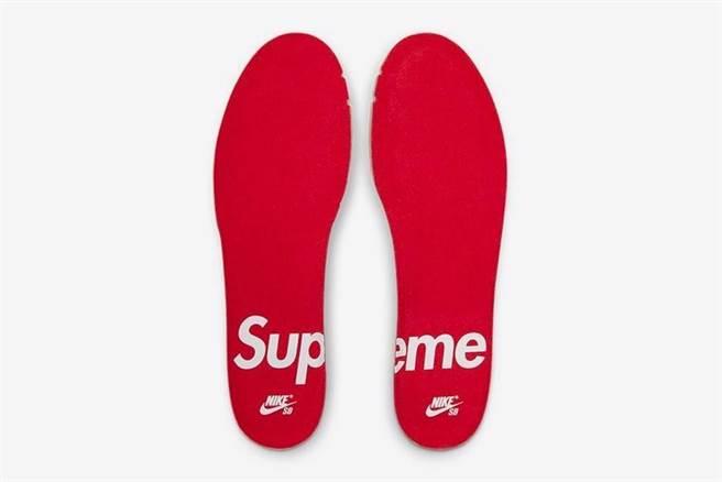 Supreme x Nike Dunk Hyper Blue 重磅來襲(圖/BEEMEN蜂報提供)