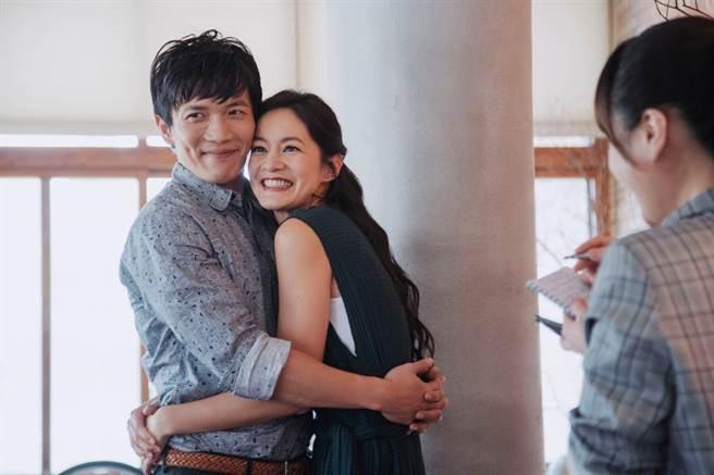 Janet與黃尚禾搭檔。(HBO Asia提供)