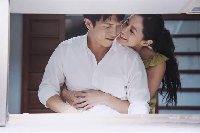 Janet、黃尚禾劇中詮釋夫妻。(HBO Asia提供)