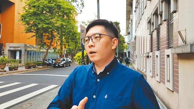 面對罷王,王浩宇冷靜以對,並表示對結果會坦然面對。(本報資料照片)