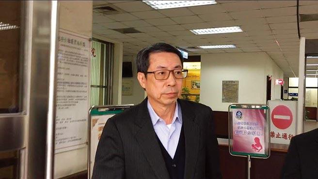 翁茂鍾的筆記本因涉及刑事案件遭搜索查扣。(本報資料照片)