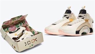 球鞋限量晕吗?Air Jordan XXXV Paris 全球仅有120双