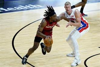 NBA》籃網強勢崛起 熱火被建議買畢爾