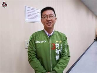 王浩宇被罷免 綠委許智傑:對民進黨是警訊