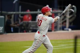 MLB》挑戰最貴捕手 瑞爾穆托獲1億美元開價