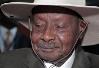執政35年再延長 烏干達總統爭議聲中贏得連任
