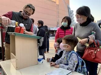 風險社會下如何生存?台南社大教百招、市民動手做