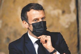法國施打疫苗慢半拍