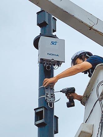 NCC補助5G基地台 剝納稅人兩層皮