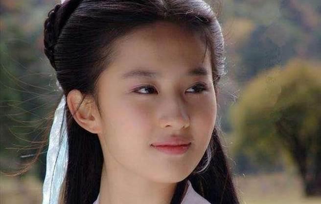 刘亦菲外型仙气,扮起《神鵰侠侣》几乎无差评。(图/剧照)