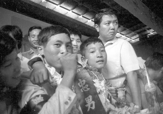 中華隊鐵捕凃忠男曾是威廉波特世界少棒賽中華隊的少棒英雄。(資料照片)