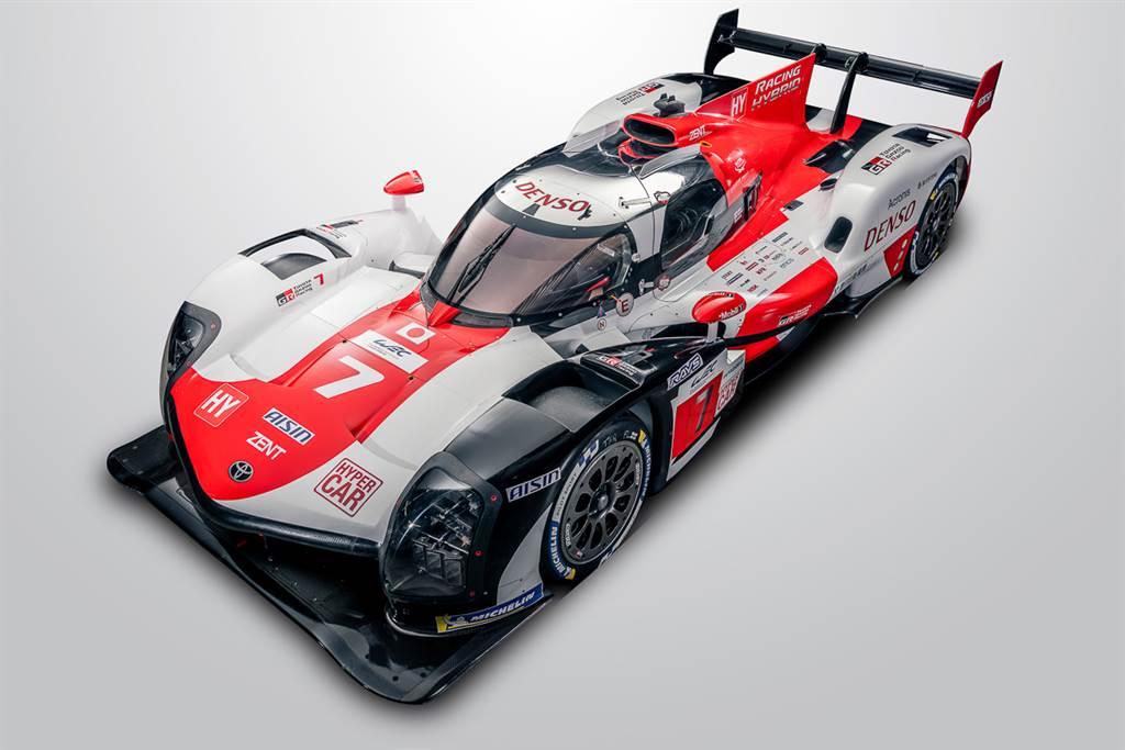 利曼大和巨神兵來襲 Toyota Gazoo Racing正式發表GR010 Hybrid