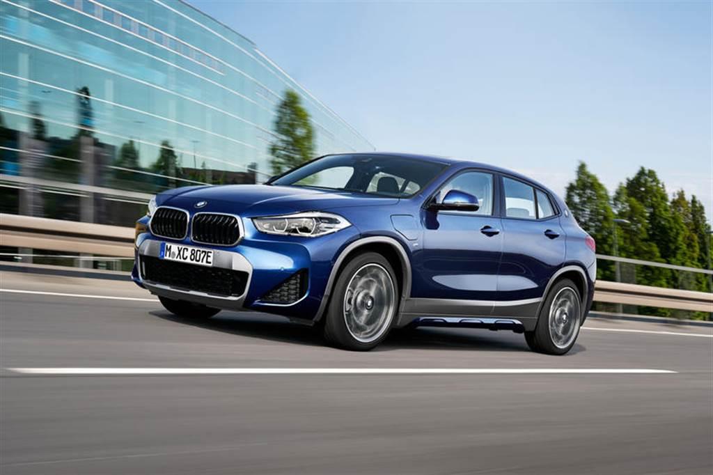 BMW X2 跨界跑旅也要電動化,車型將進一步放大、最快 2022 下半年亮相