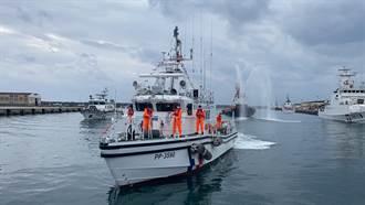斥資9千萬打造高速巡防艇 花蓮海域巡防增能量
