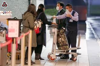 旅行社無薪假稍增溫 較上期增198人