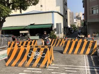 新土庫橋成障礙賽道 中市府:試辦階段