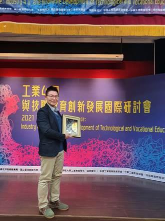 中山google大神楊鎮澤 獲選教育金鐸獎