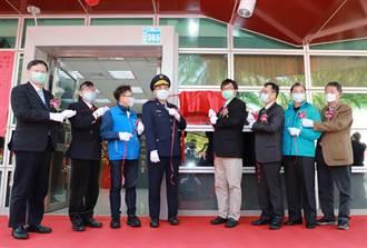 保警进驻新竹生医园区 生医小队正式成立