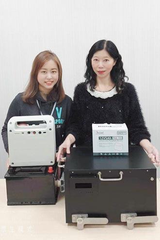 奇岩開發新智能電池 搶綠能商機