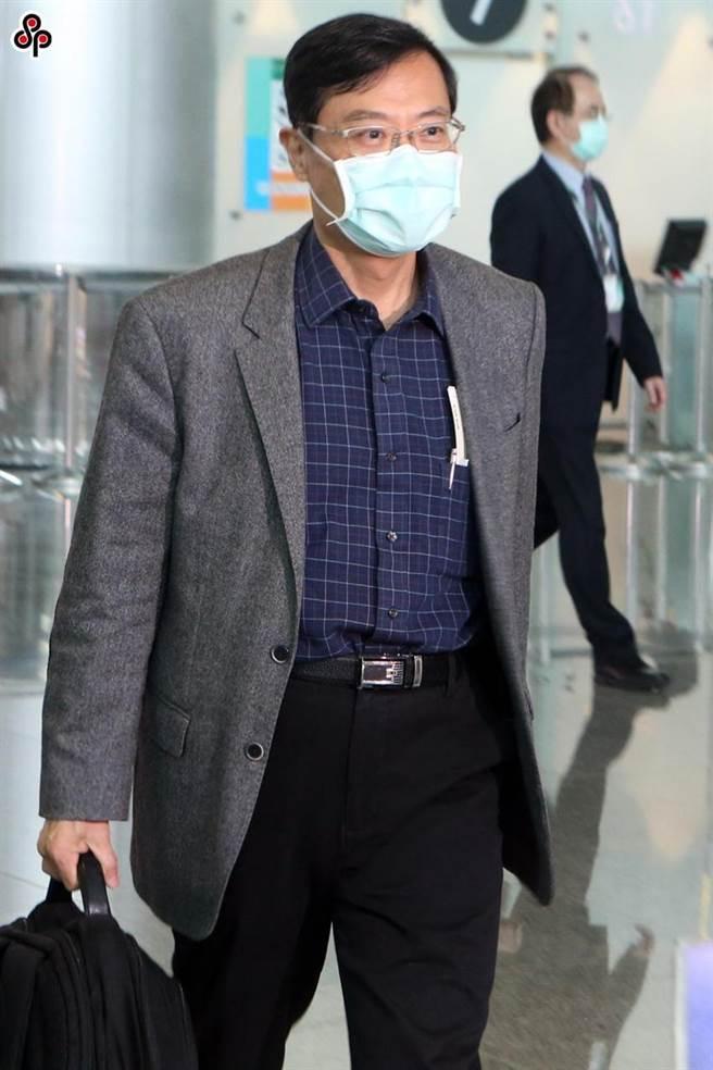圖為經濟部政務次長陳正祺。圖/本報資料照片