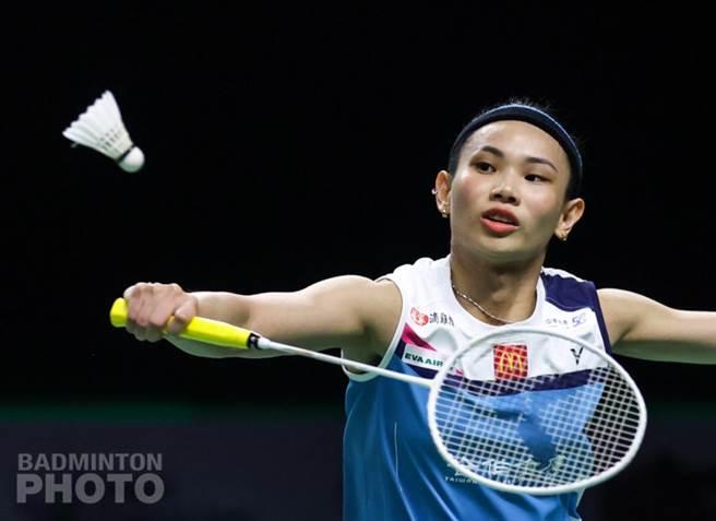 戴資穎因為過敏致呼吸困難,影響她在YONEX泰國羽球公開賽女單決賽發揮,她也相當自責。(資料照/Badminton Photo提供)