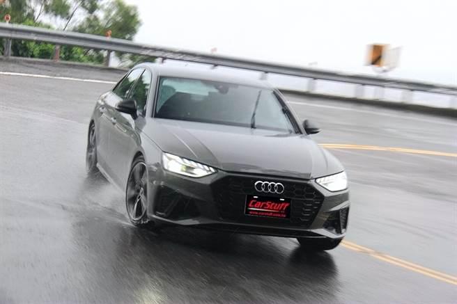 享受駕馭樂趣無須乾溼分離 Audi A4試駕