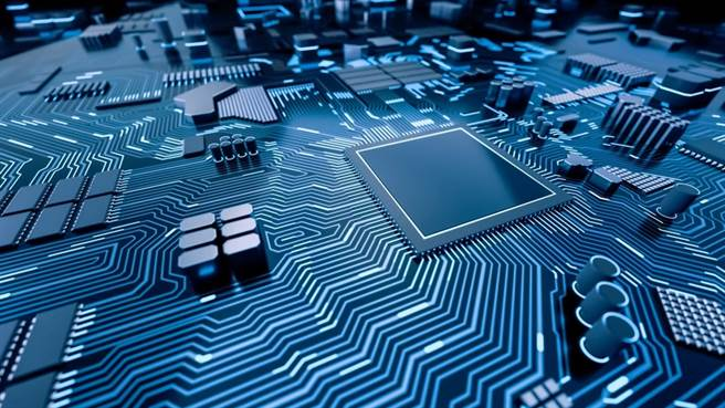 車用晶片大缺貨,導致傳統汽車大廠生產線停擺。(圖/達志影像)