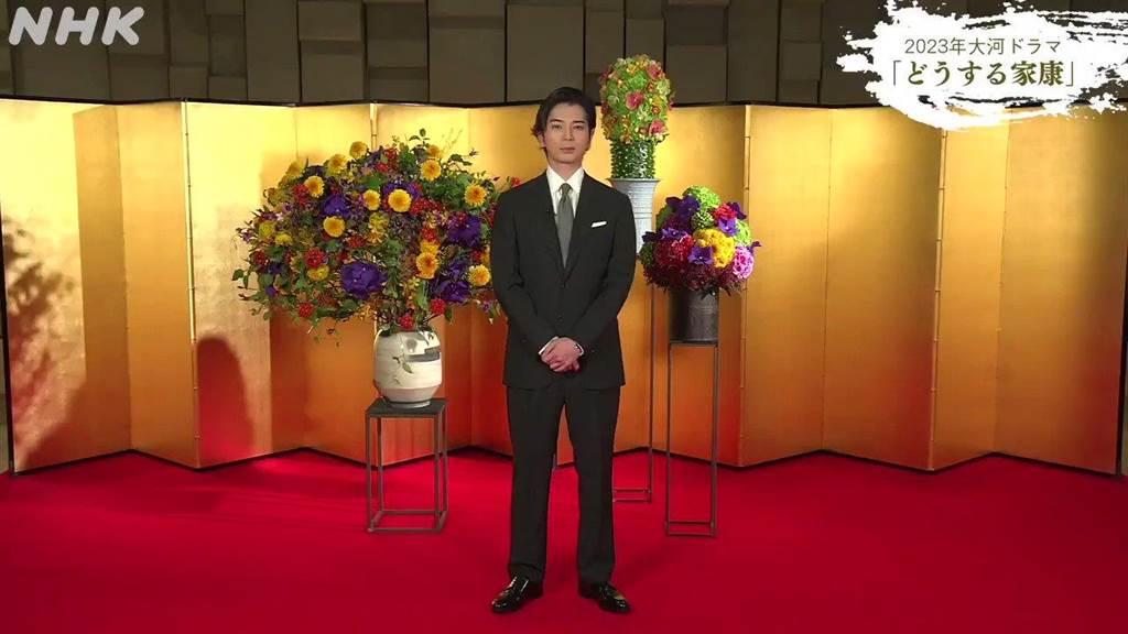 松本潤。(摘自NHK官方推特)