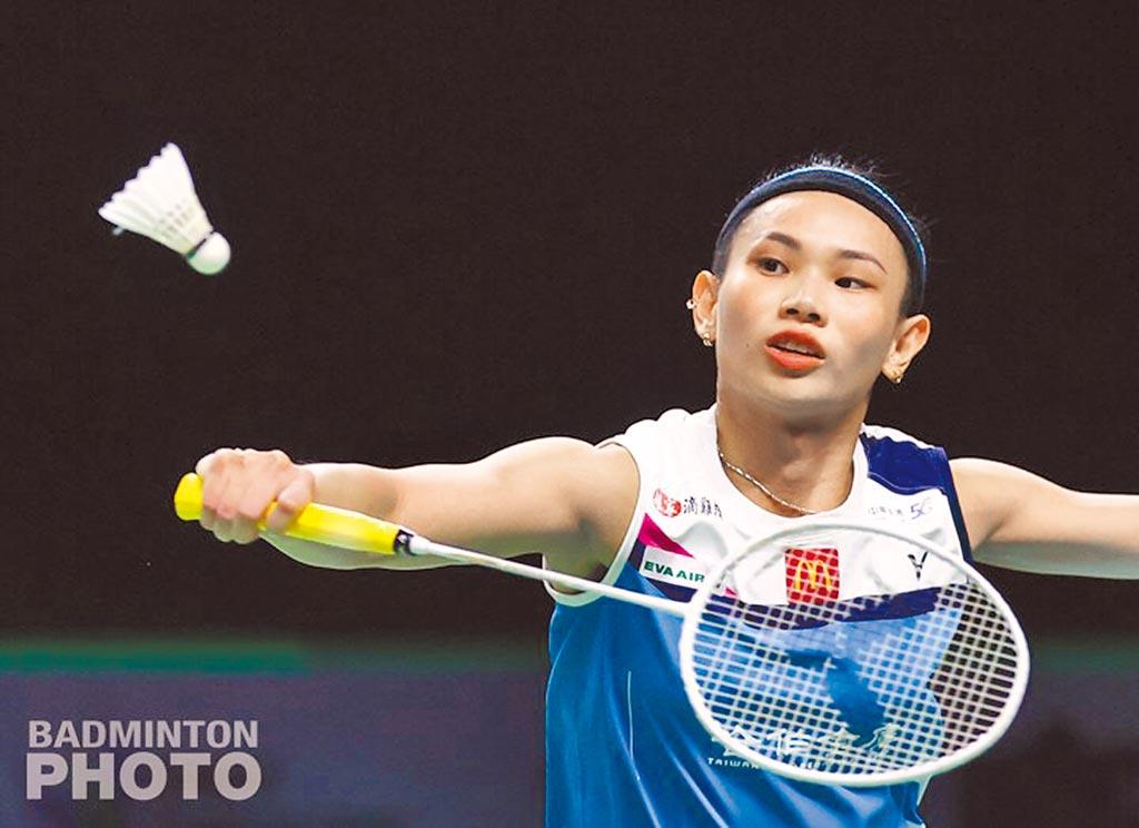 剛結束泰國羽球公開賽的戴資穎,今天又要展開第二項比賽。(資料照片/Badminton Photo提供)