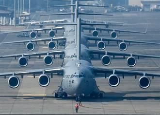 C-17 全球霸王運輸機 達成400萬飛行小時里程碑