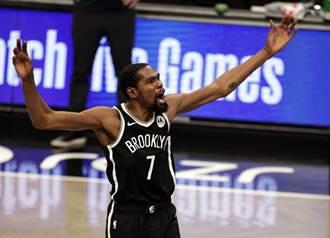 NBA》杜蘭特榮膺上周東區最佳 生涯第27次史上第三