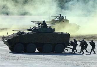 模擬共軍奪佔桃園機場 陸軍訓練用UAV無人機首亮相