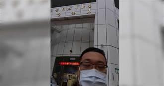 批評周玉蔻抹黑醫護遭提告 朱學恒:以興訟阻止公評實乃下下策