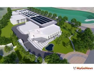 楊梅四維社福館 預計2022年4月完工