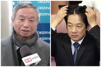 【政新鮮】賴清德批「開除說」不當 楊志良諷「不是笨蛋就是混蛋」