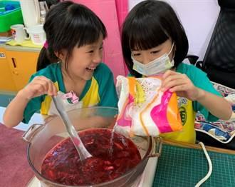 紅寶石飄果香 中市西屯國小自種洛神花手作花茶