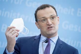 德國升級防疫強度  可能戴N95口罩才能上街