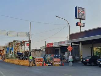 台電陸纜工程疑造成民宅受損 雲林口湖居民要求停工