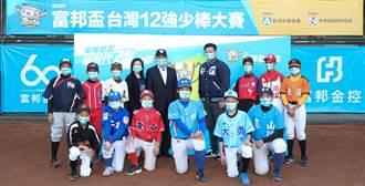 富邦盃台灣12強少棒大賽20日開打