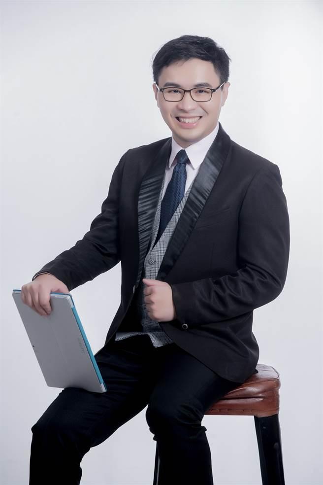 富邦期货证券期货分析师 郭子维。(图/赢家时代提供)