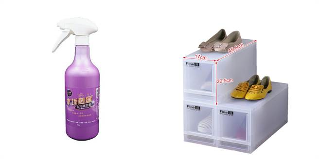 針對農曆新年,生活市集主打清潔與收納類商品。(生活市集提供/黃慧雯台北傳真)