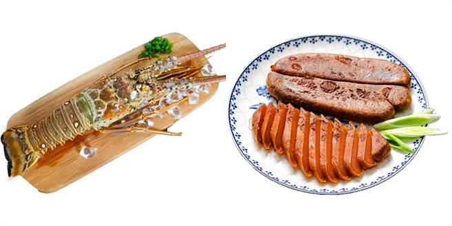 蝦皮購物超夯年菜。(蝦皮購物提供/黃慧雯台北傳真)