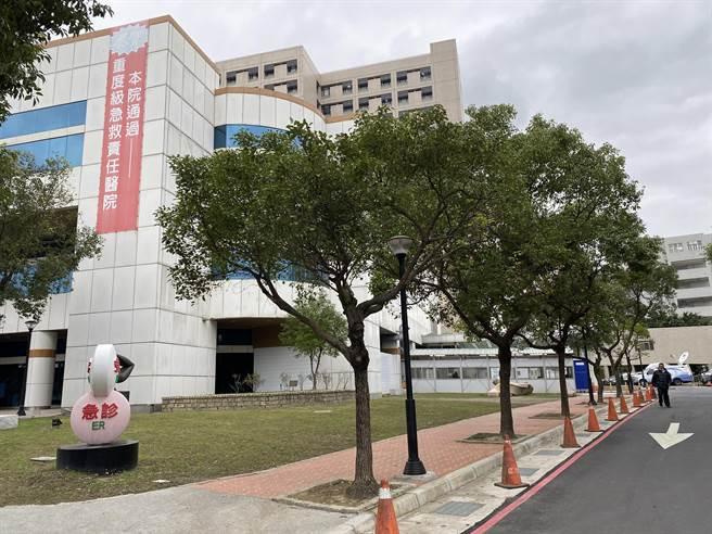 部立桃園醫院案863女護理師案丈夫案864在某收容機構擔任輔導老師,目前中央流行疫情指揮中心已經匡列密集接觸同事為隔離者。(賴佑維攝)