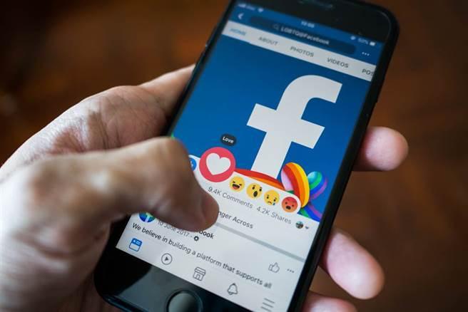 臉書等數位平台遭澳州政府要求付錢給當地媒體。(示意圖/達志影像)